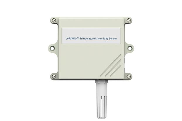 LoRaWAN Temperature and Humidity Sensor