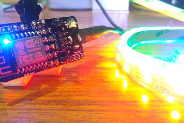 PixyMaster - NeoPixel LED Controller