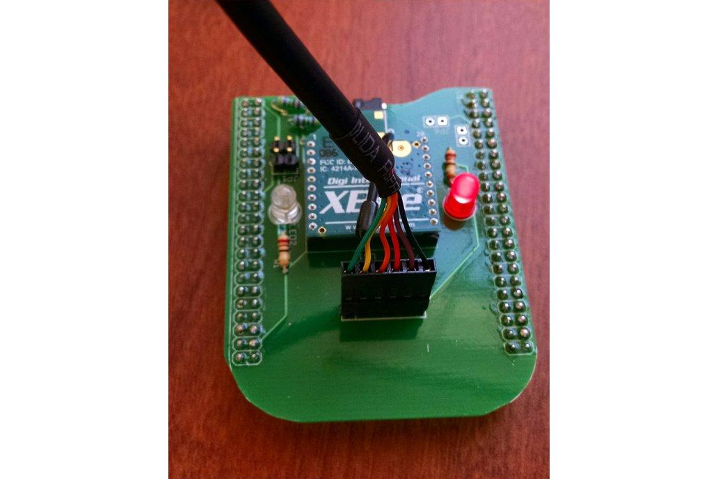 BeagleBone XBee Cape PCB 1