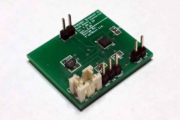 TPS63001 Buck/Boost 3.3V Output - Breakout Board