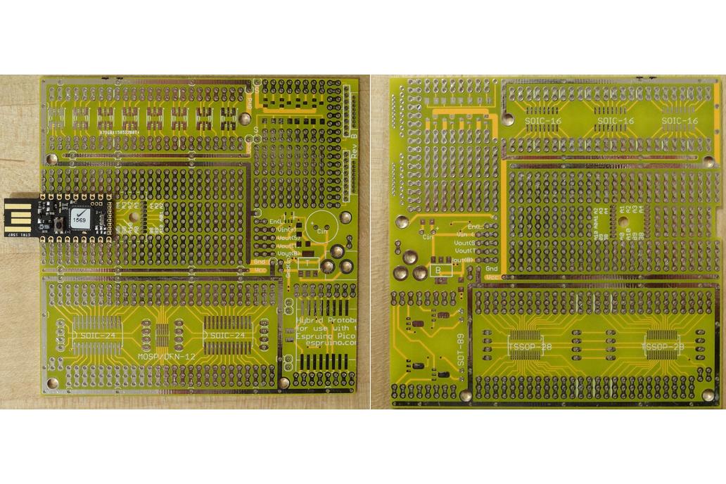 Espruino Pico Project Board 1