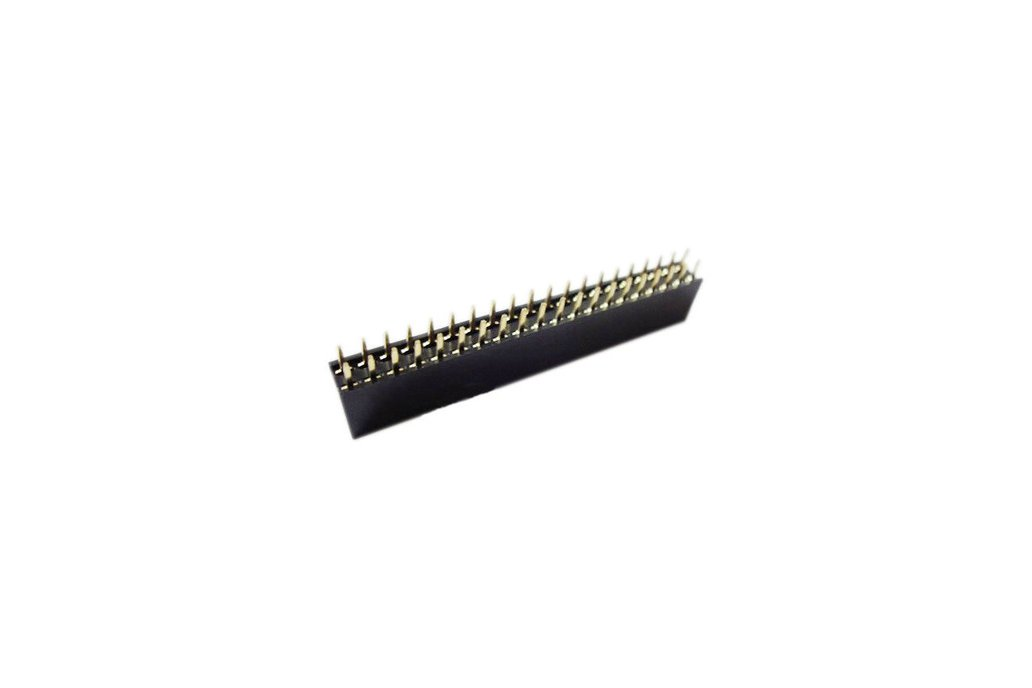 2.54mm Pin Header Strip PCB Connector 9