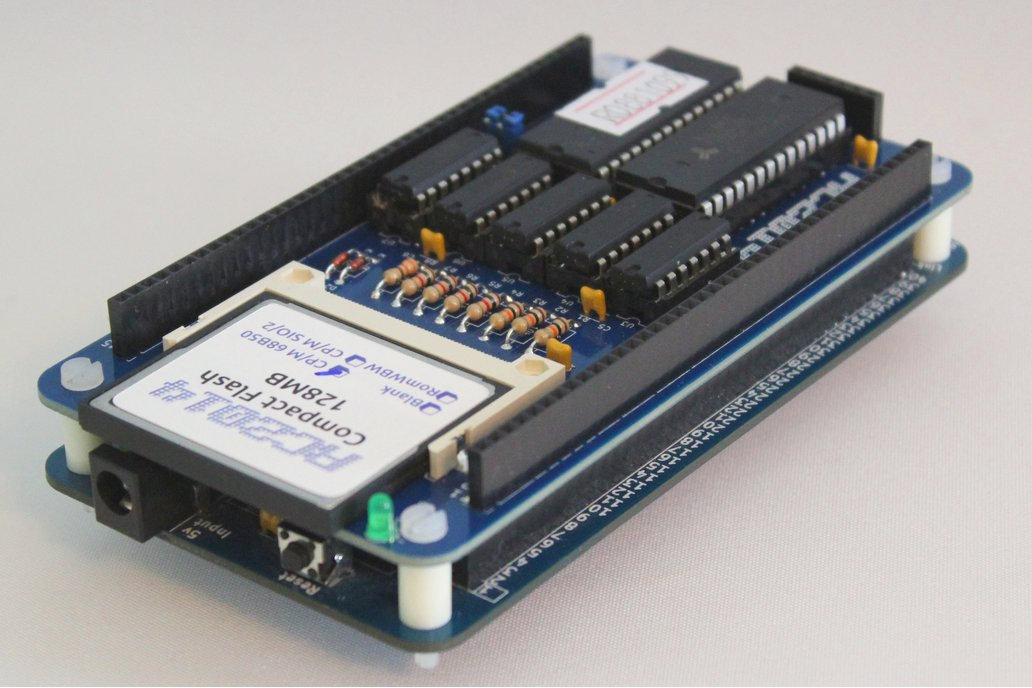 RC2014 Mini CP/M Upgrade Kit 1
