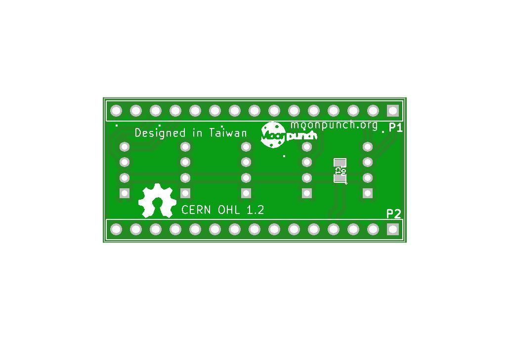 GroveHat for Arduino Nano 4