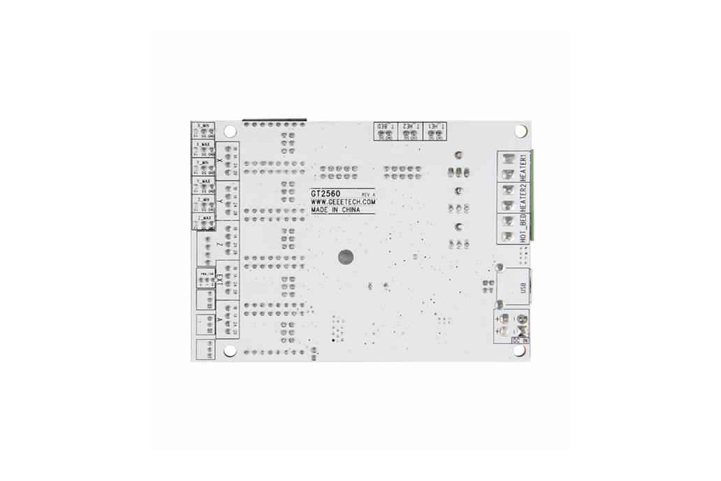 Geeetech® GT2560 3D Printer Controller Board  2