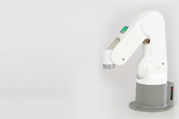 myPalletizer - The most compact 4-axis robotic arm