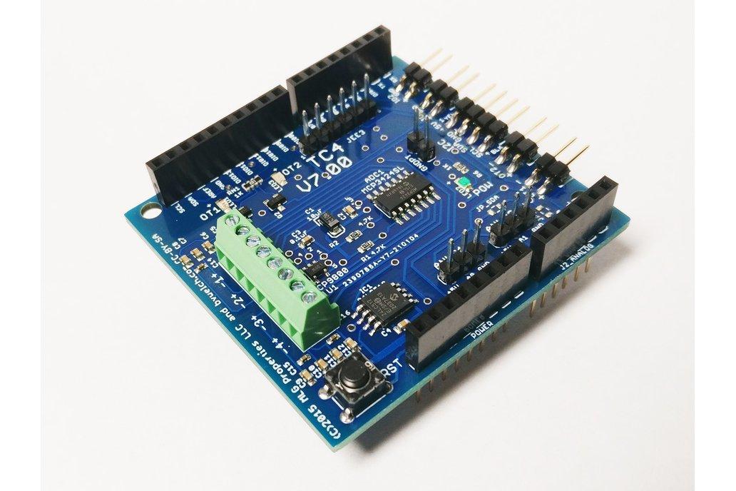 TC4 Arduino Shield V7. 00 1
