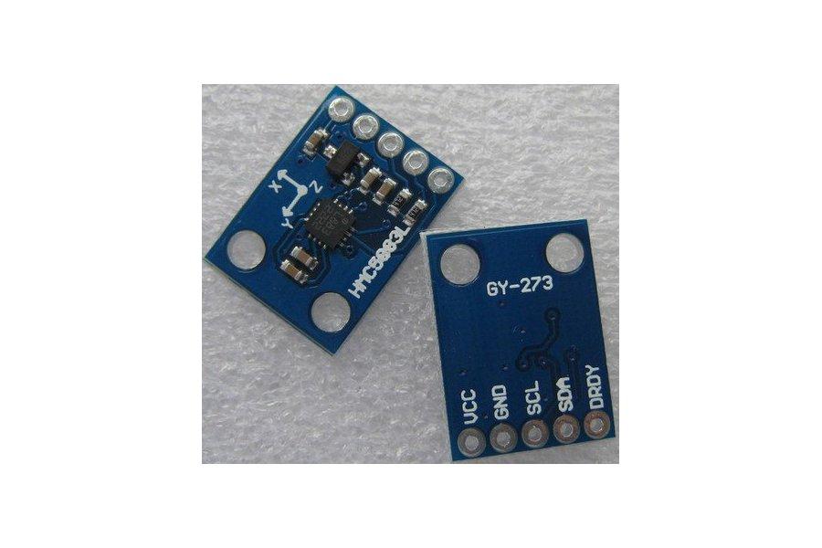 2pc Electronic Compass Module