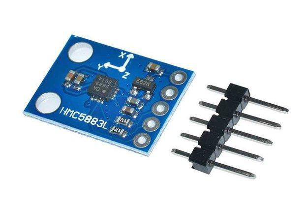 GY-273 HMC5883L Triple Axis Compass Sensor Module