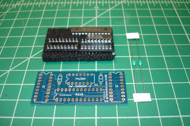GW-SMBRAM-2 SEMI4804 RAM Replacement for TDL SMB