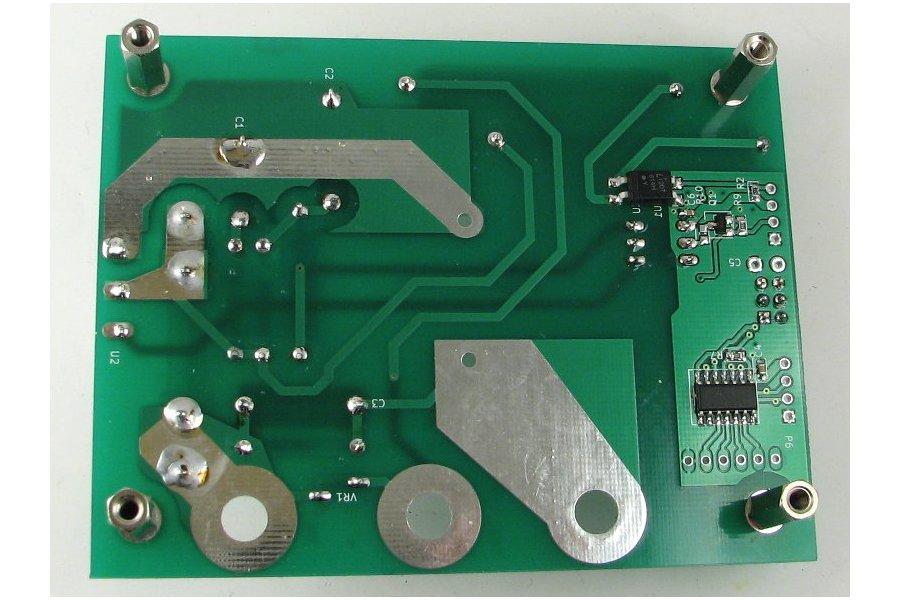 TRIAC BLOC - I2C Mains voltage controller