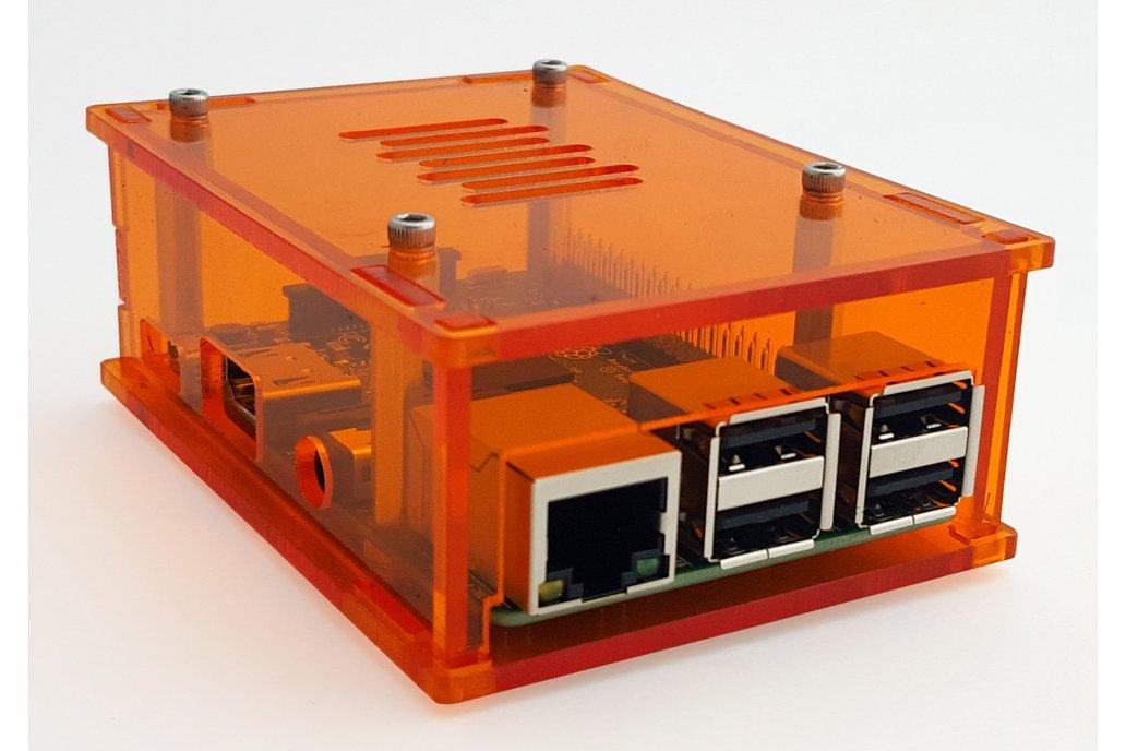 Raspberry Pi 3 Enclosure 1