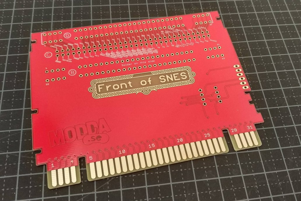 SNES Breakout and lock defeater 1