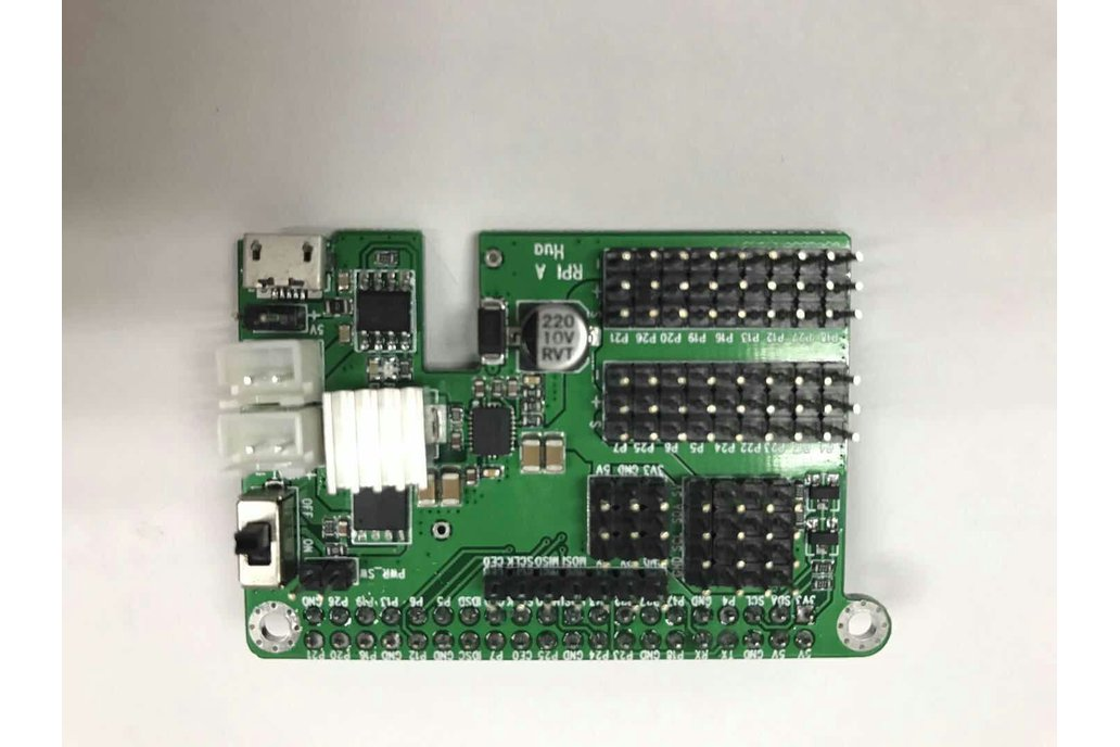 Advance I/O Expansion Board for Raspberry PI 6