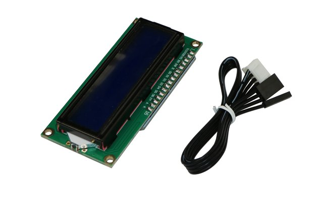 Rblock IIC/I2C LCD display module ( 1602)(10pcs)