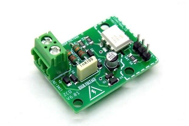 Zero Cross Detector - For TC4 Shield