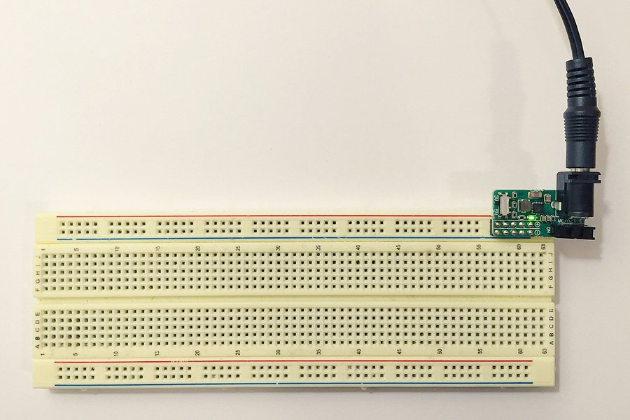 Switching Breadboard Power Supply