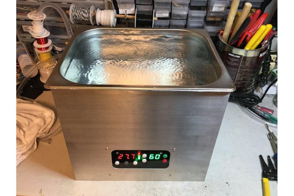 10 Quart 80KHz Ultrasonic Cleaner 1