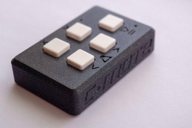 C.Mote BLE5 nRF52840 media remote