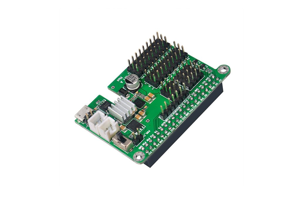 Advance I/O Expansion Board for Raspberry PI 1