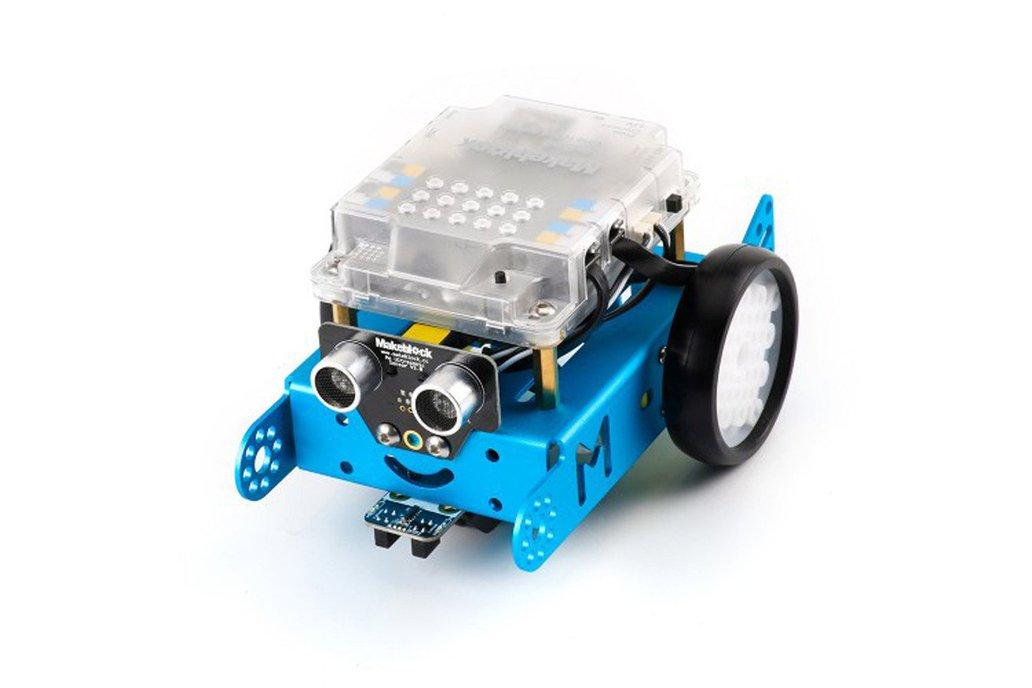 Scratch 2.0 Arduino DIY Smart Robot Car Kit 1