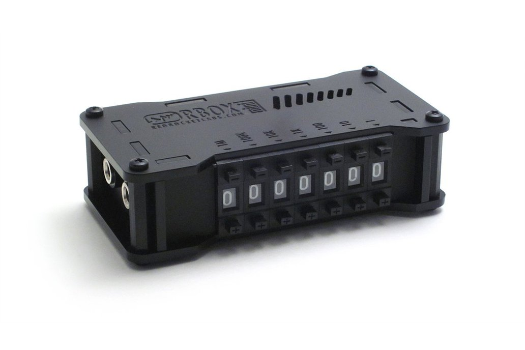 RBOX MINI - Resistance Decade Substitution Box 1