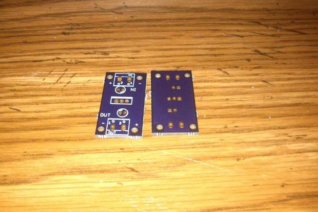 7805 Breakout board