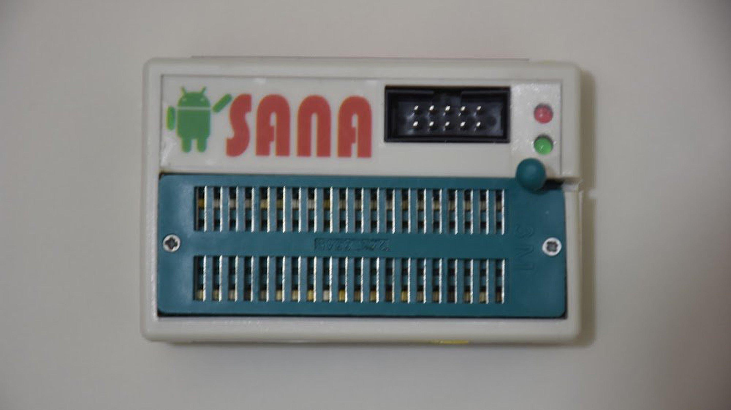 Sana Ic Tester Usbasp Programmeravr 2493cxx From Hossein Lachini Atmel Usb Programmer Circuit Zif Socket Atmega8 2 7