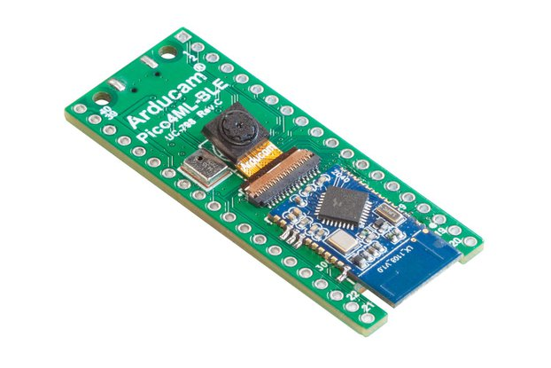 RP2040 Dev Board for TinyML (Bluetooth)
