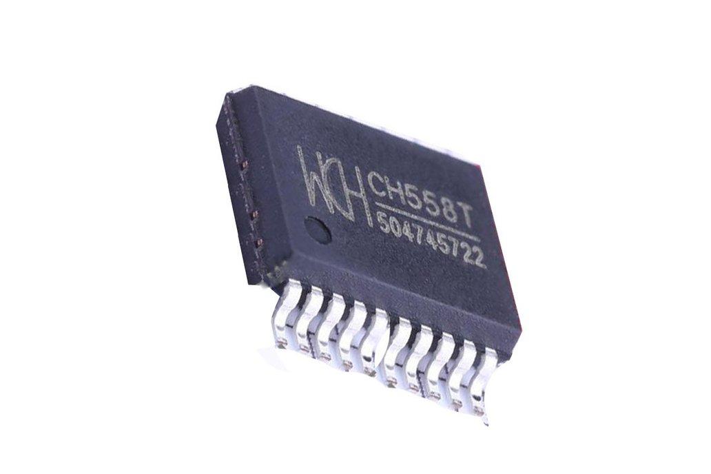 WCH558 Usb Microcontrollers 1