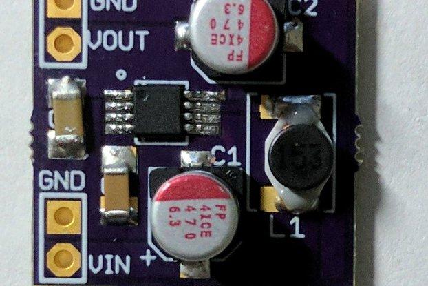 3.3V Boost Converter - L6920