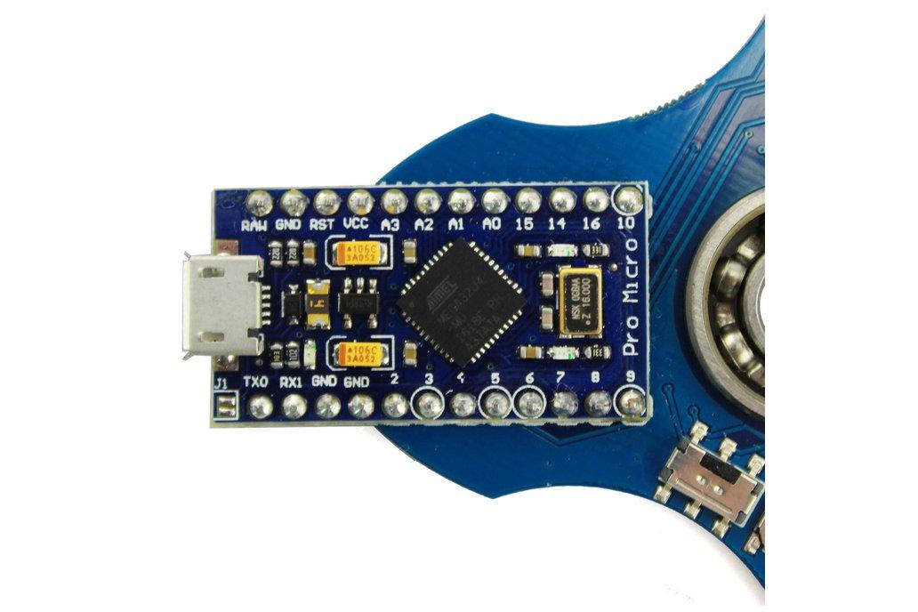 Lightino STEM Spinner 5