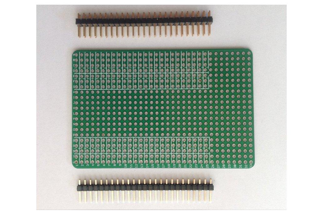 ARMinARM + AVRPi-32U4 Protocap Wide 1