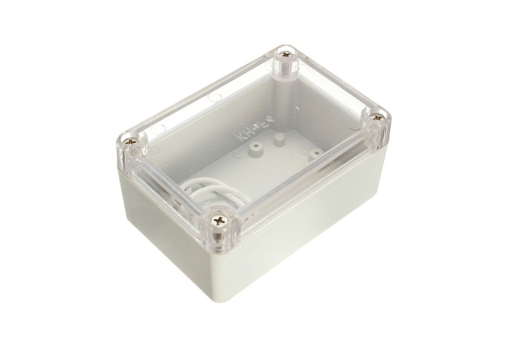 Electronic Plastic Box Waterproof Electrical Junct 5