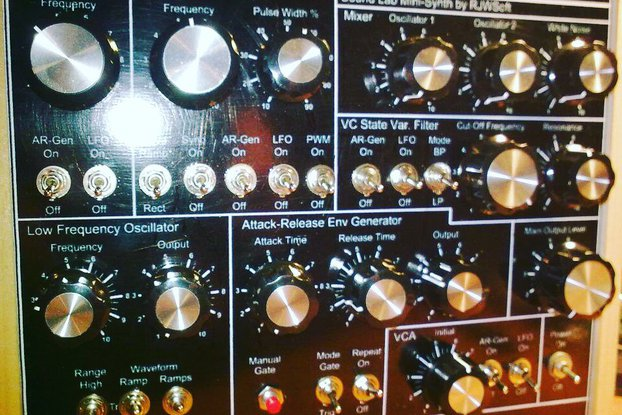 Mfos Soundlab Minisynth
