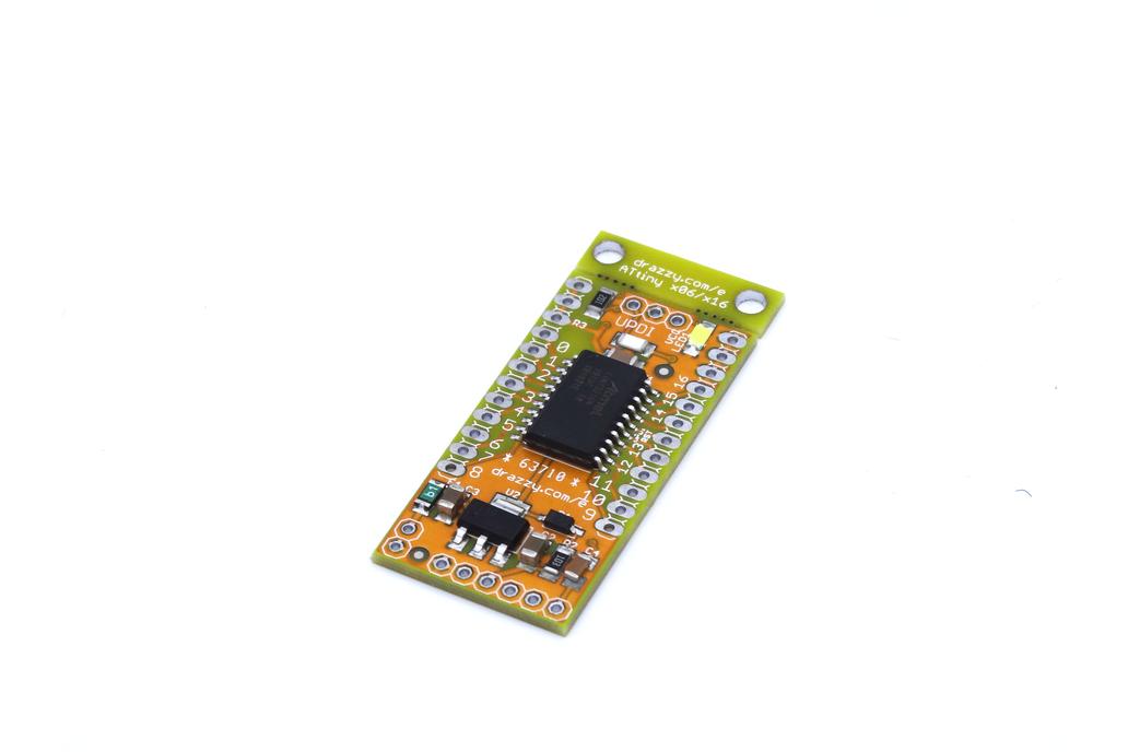ATtiny3216/1606 dev board, Arduino compatible 1
