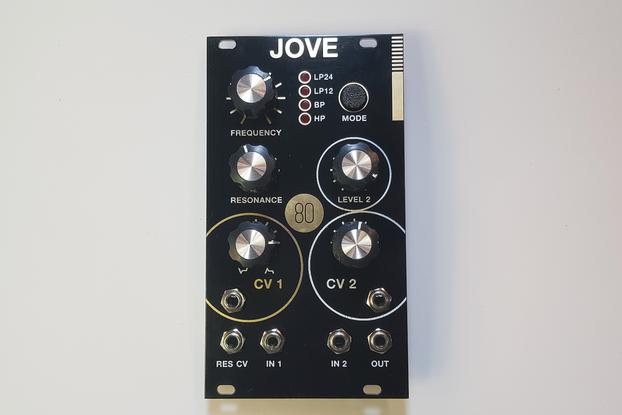 Jove Multimode Filter | Complete Eurorack Module