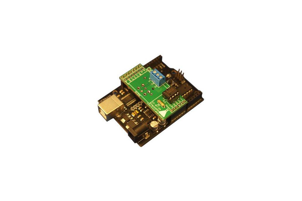 SimpleDMX - Screw Terminal shield for Arduino 1