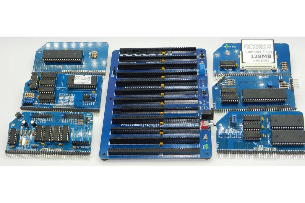 RC2014 Pro - Homebrew Z80 Computer Kit 3