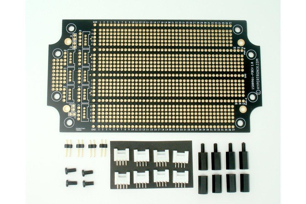 Breadboard Stacking Kit - fits 158mm x 90mm Box 1