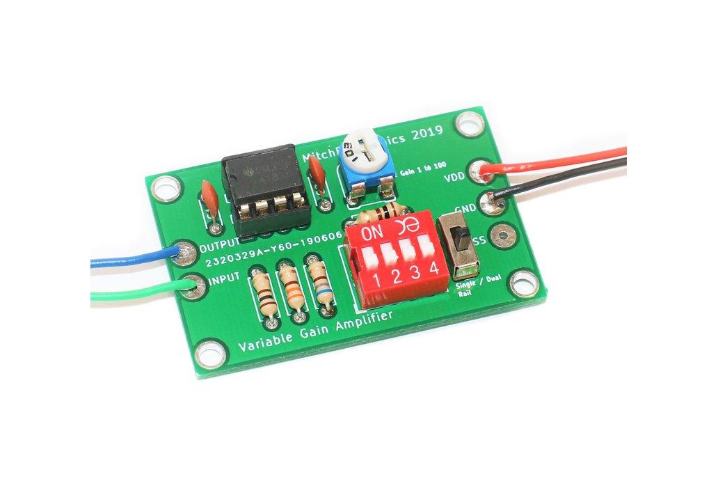 Variable Gain Amplifier 1