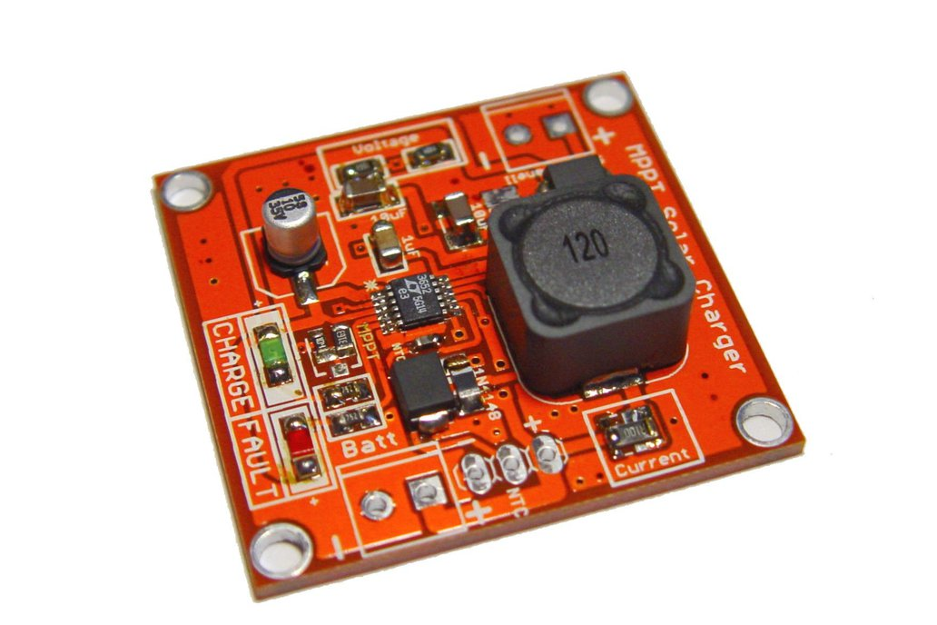LT3652 -  MPPT Li-ion Battery Charge controller 1