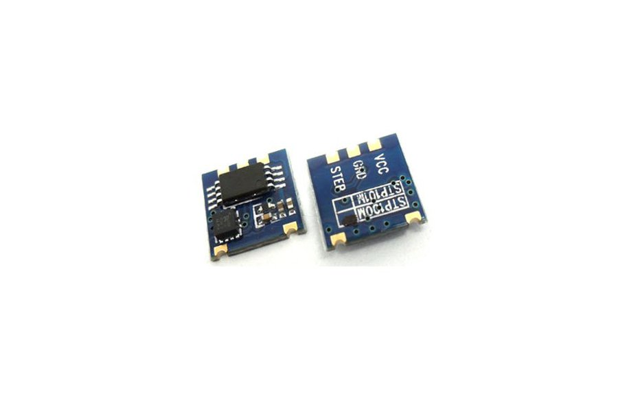 Pulse-output Interface Embedded Pedometer Module