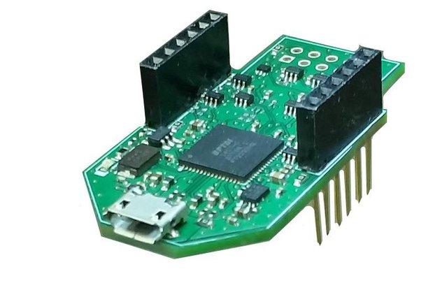 FTDI Breakout Board With Two Serial Ports