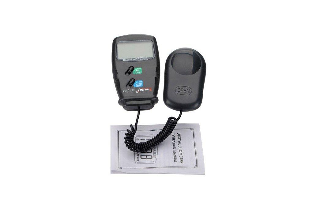 Professional LX1010B Digital LCD Light 50000 Lux 3
