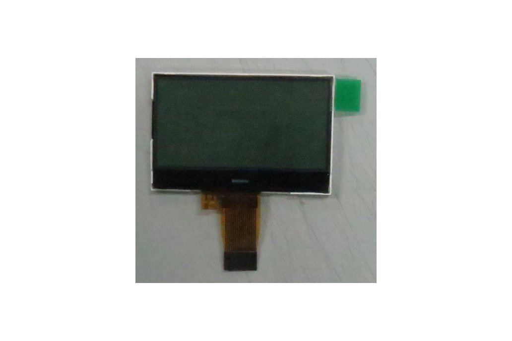 128x64 matrix display module 1