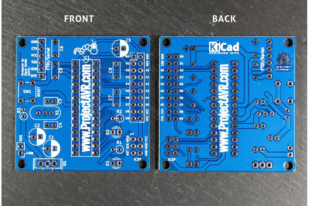 minDUINO v1.6k - Bare Board 1