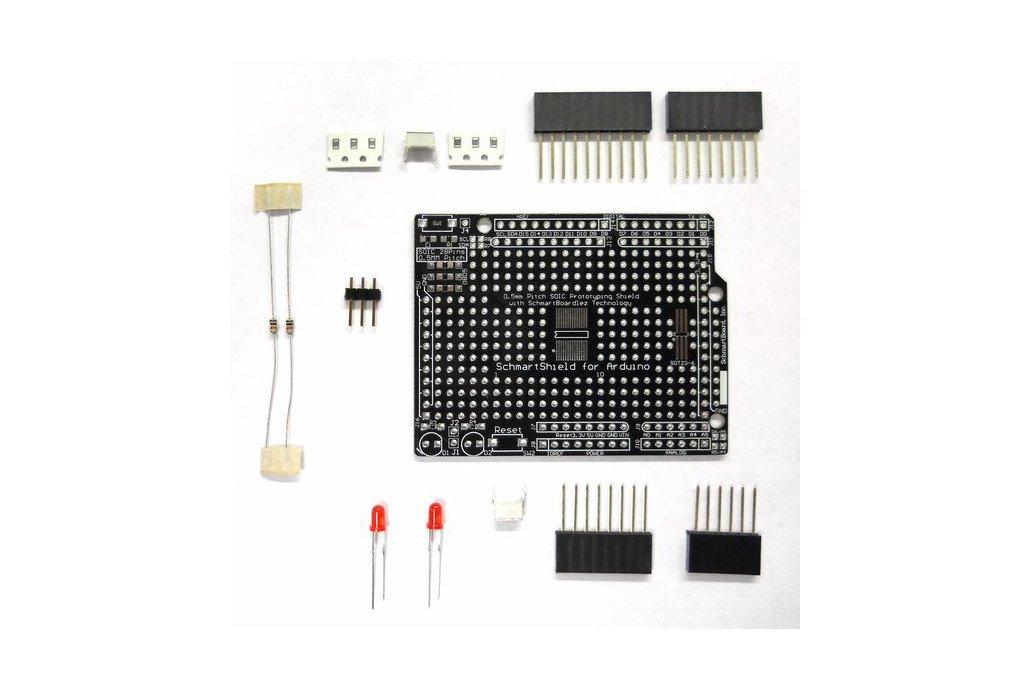 SOIC Surface Mount prototype kit (Arduino Uno) 1