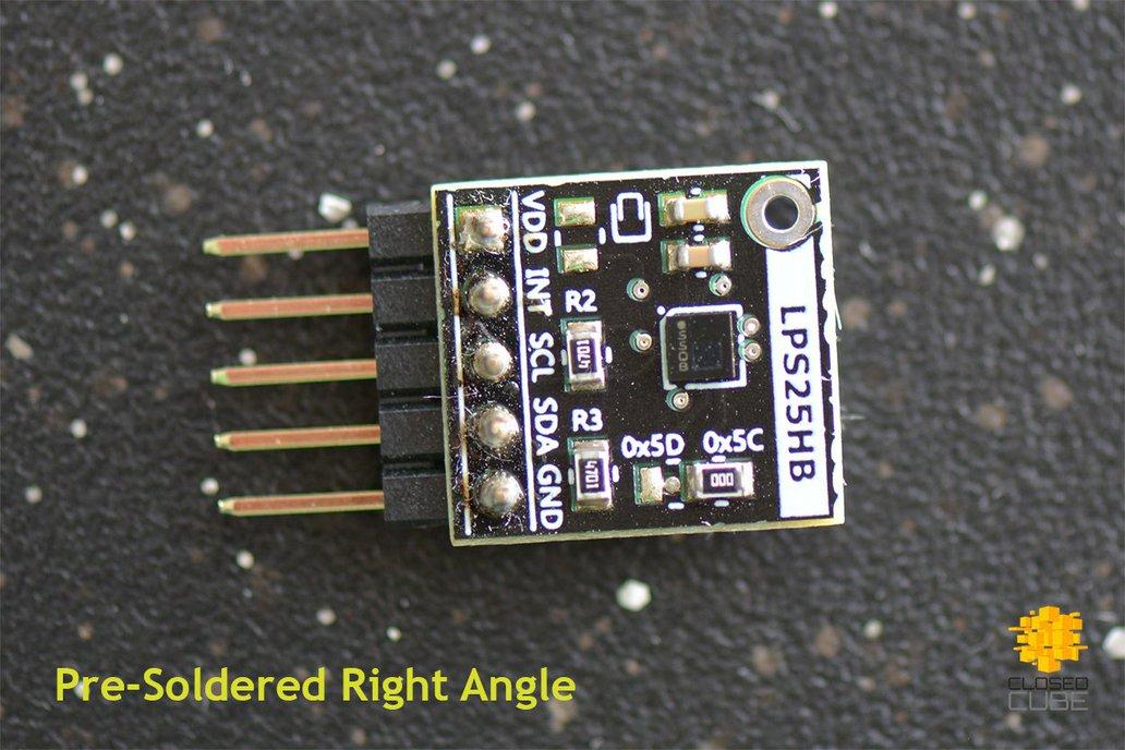 LPS25HB MEMS Absolute Barometer / Pressure Sensor 4