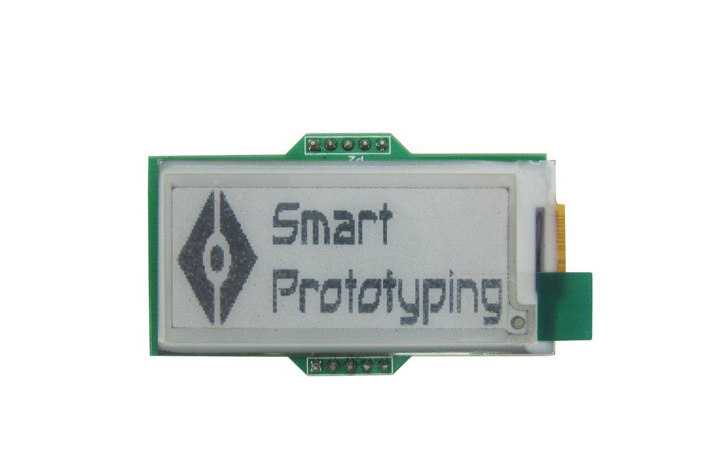 E-ink E-paper Display module 3.3V 2.04 inch 177x72 1